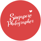 Singapore Photographer logo vertical